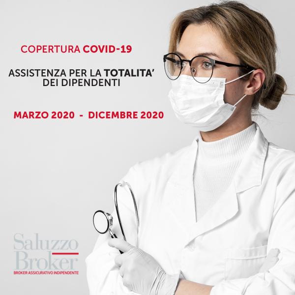 Assicurazione per copertura COVID-19