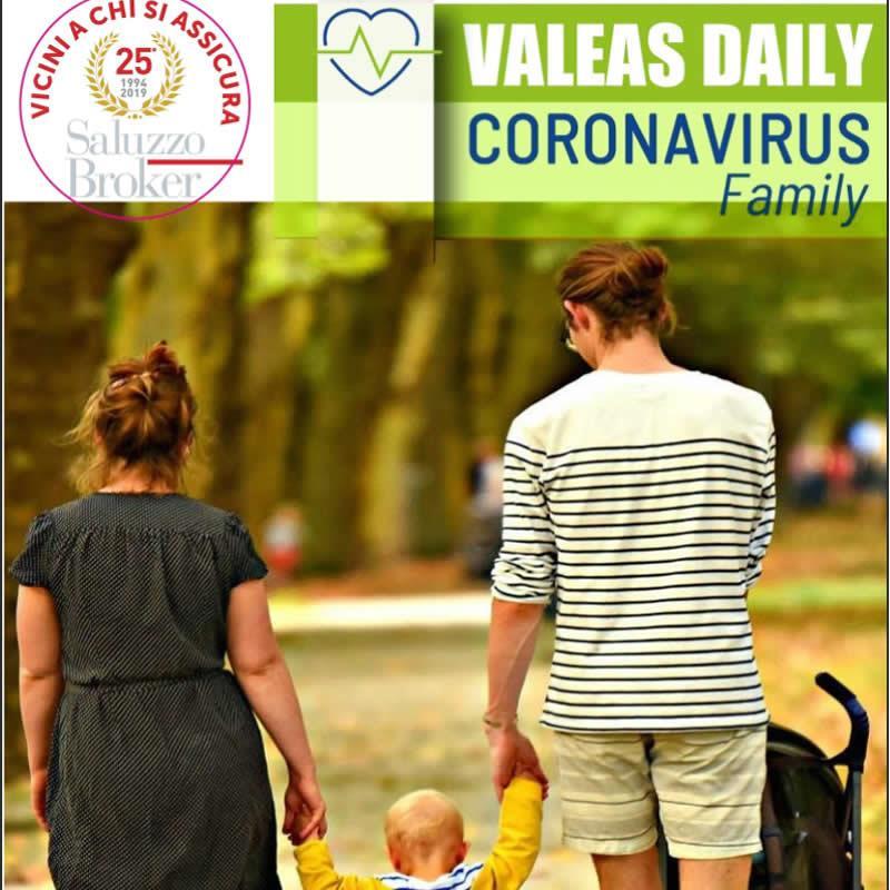 Valeas Daily Cornoavirus Family