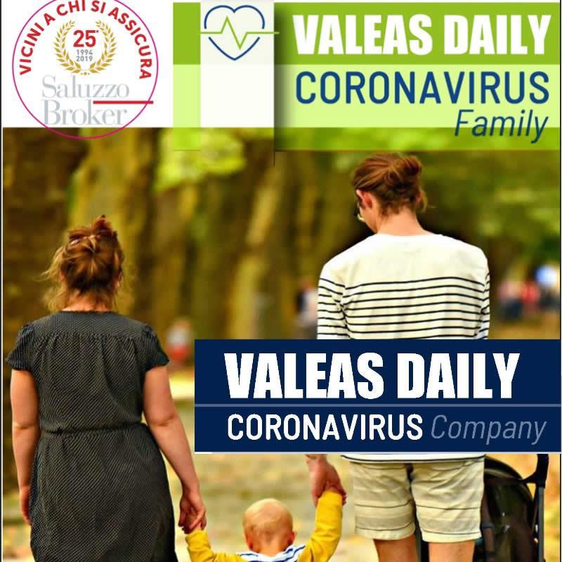 Valeas Daily Cornoavirus Company